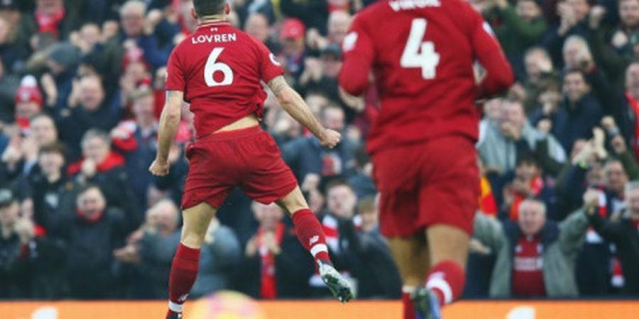 Liverpool dan AC Milan Rebutan Dejan Lovren, Siapa Menang?