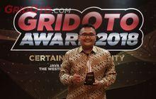 Penghargaan dari GridOto Award 2018 Selaras dengan Spirit Suzuki Nex II