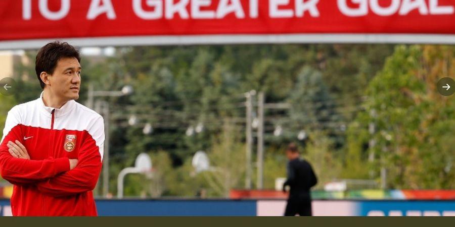 Pelatih Timnas U-23 China Indikasikan Evaluasi Usai Kalahkan Indonesia
