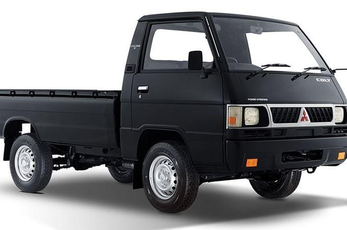 Ilutrasi. L300 salah satu legenda kendaraan niaga