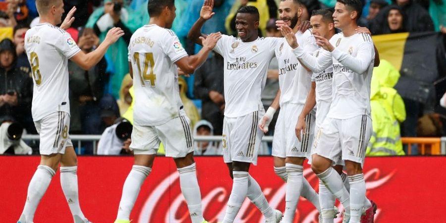 PSG Vs Real Madrid - Duel Tim Penuh Masalah di Liga Champions