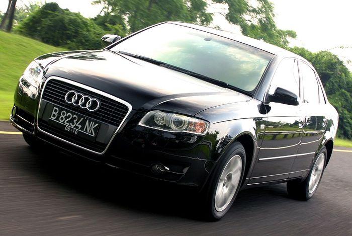 Audi A4 B7 hadir di Indonesia pada tahun 2005 - 2007