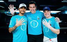 Bos Mercedes Toto Wolff Berharap 2 Tim Ini Bisa Bersaing di F1 2019