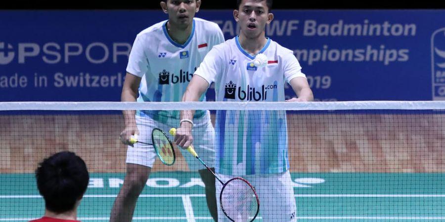 Kejuaraan Beregu Campuran Asia 2019 - Daftar Line Up Indonesia Hadapi Singapura Siang Ini