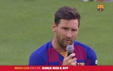 ucapan spesial lionel messi untuk 2 pemain muda barcelona