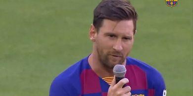 RESMI - Lionel Messi Gabung Klub Kasta Bawah Norwegia