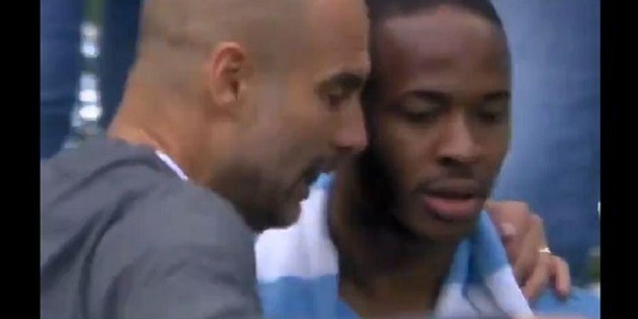 Guardiola Peringatkan Raheem Sterling yang Berusaha Curi Gol Gabriel Jesus