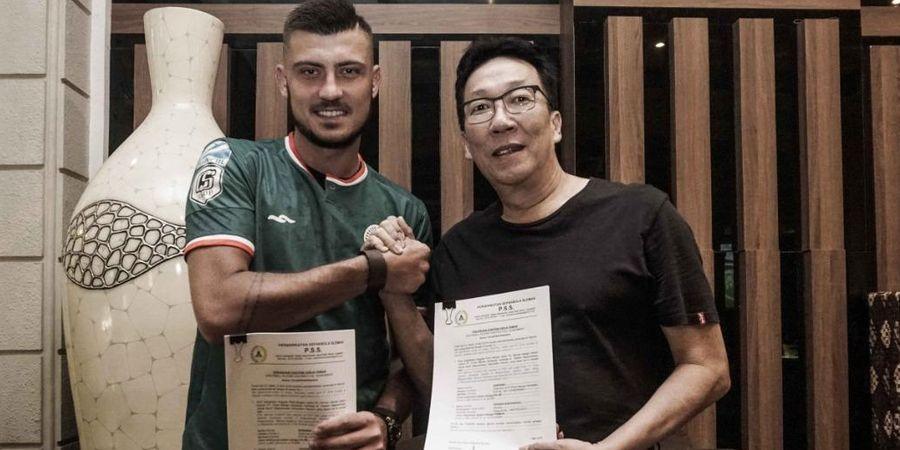Diminati Persib Bandung, Yevhen Bokhashvili Masih Ingin Bersama PSS