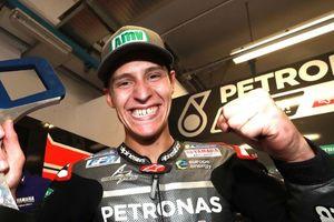 Berita MotoGP - Fabio Quartararo: Target Awal Kami Hanya 50-90 Poin Loh!