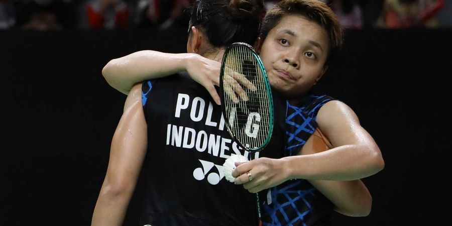 Jadi Juara India Open 2019, Greysia/Apriyani Kian Percaya Diri