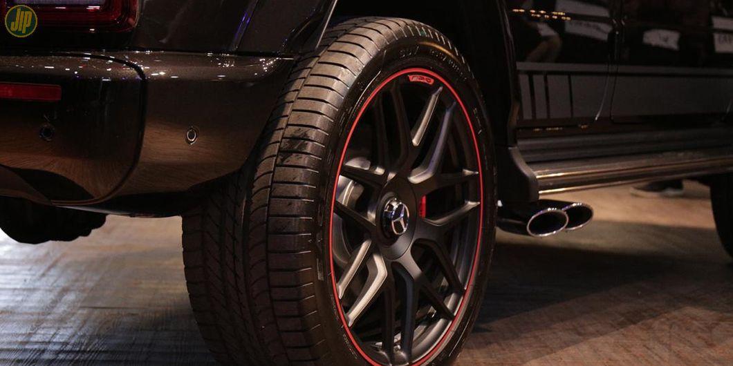 Mercedes-AMG G63 Edition 1 berukuran 22 inci