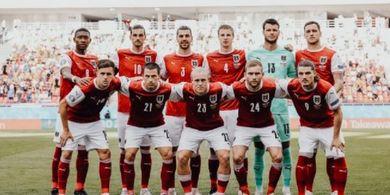 Hasil EURO 2020 - Pencetak Gol Termuda Piala Eropa 2020 Gendong Austria ke 16 Besar