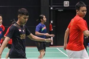 Sudirman Cup 2021 - Tim Bulu Tangkis Indonesia Langsung Ngegas, Ini Buktinya