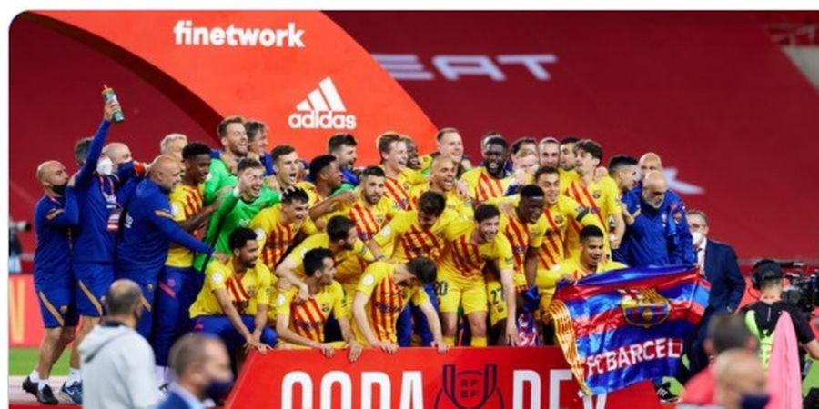Barcelona Ikutan Tinggalkan European Super League, Messi Aman di Piala Dunia