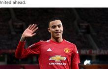 Hasil Babak I - Manchester United Ditahan Imbang 1-1 di Bawah Guyuran Hujan