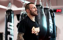 Horor! Raja UFC Ini Habisi Monster Kelas Berat yang Mengerikan pada Latih Tarung Pertamanya