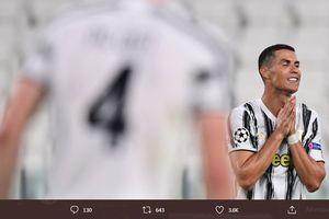 Kakak Cristiano Ronaldo Ikut Komentar soal Tersingkirnya Juventus dari Liga Champions