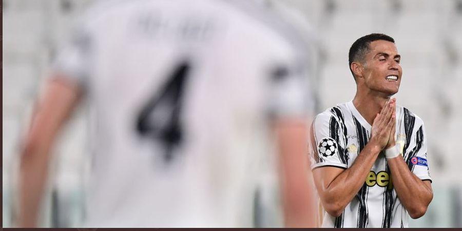 Juventus Tersingkir di Liga Champions, Cristiano Ronaldo ke PSG?