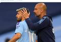Aguero Tinggalkan Man City, Barca Lihat Kesempatan Pertahankan Messi