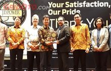 Selamat! Mitsubishi Raih Penghargaan Layanan Purna Jual di Indonesia
