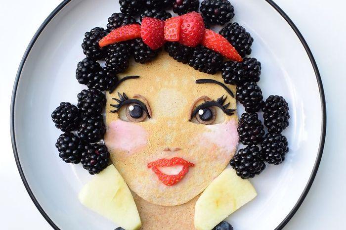 Intip potret inspirasi penyajian makanan agar Si Kecil lahap