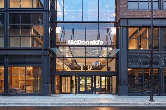 Headquarter McDonald's di Chicago