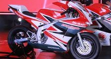 Honda NSF100, Motor Mini, Pacuan Pembalap Muda Binanan AHM
