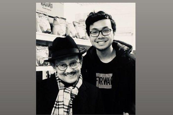 Cerita mahasiswa Indonesia bertemu BJ Habibie saat beli mi instan di Jerman