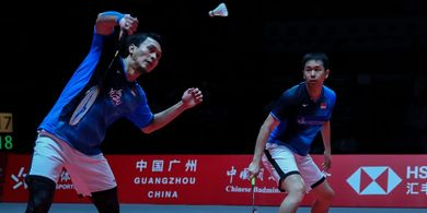 BWF World Tour Finals 2019 - Telan Kekalahan, Hendra/Ahsan Runner Up Grup B