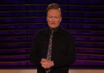 Conan O'Brien Gunakan iPhone Untuk Syuting Acaranya Dari Rumah