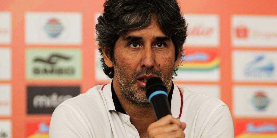 Ada Pesan dari Pelatih Bali United untuk Polri