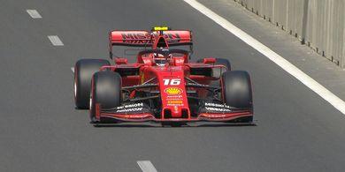 Waduh! Ternyata Ban Bikin Ferrari Kesulitan Musim ini