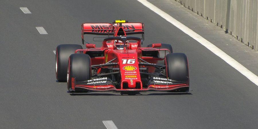 Hasil P3 F1 Belgia 2019 - Charles Leclerc Sukses Lanjutkan Tren Impresif