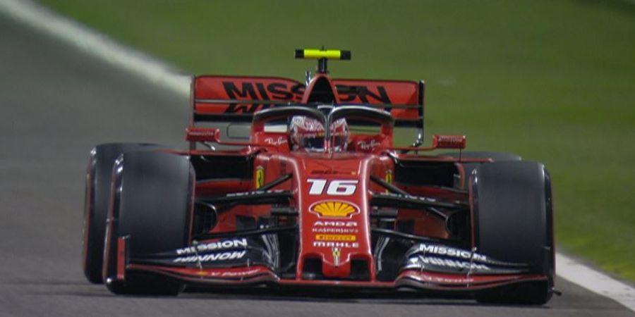 Leclerc Tengah Fokus Hilangkan Kelemahannya Jelang F1 GP China