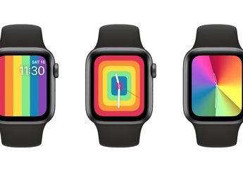 Apple Rilis Update watchOS 6.2.5, Watch Face Tema Pride Terbaru