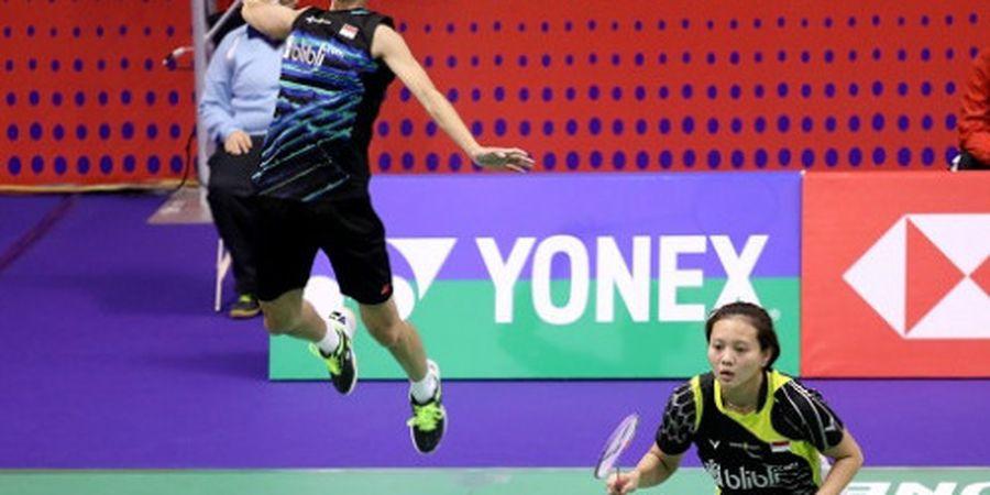 Hasil Kejuaraan Dunia 2019 - Ronald/Annisa Belum Berhasil Revans