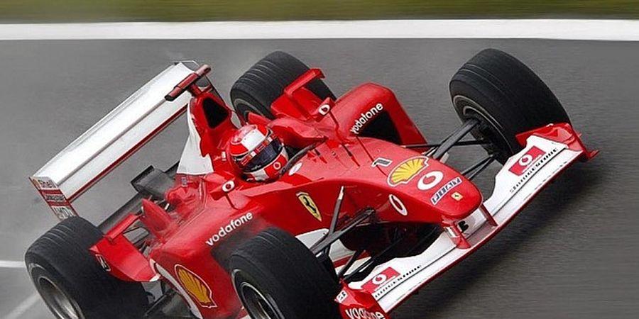 Merayakan Balapan Ke-1000, Siapa Saja Pembalap Ferrari  Terhebat pada Formula 1?