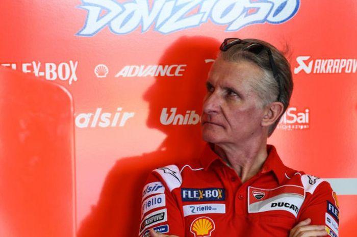 Direktur olahraga Ducati, Paolo Ciabatti.