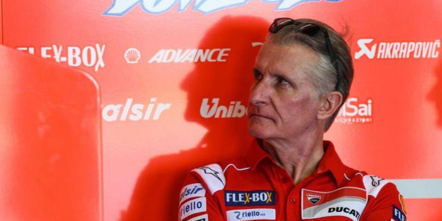 Bos Ducati Dibuat Frustrasi Pikirkan Cara Atasi Marc Marquez