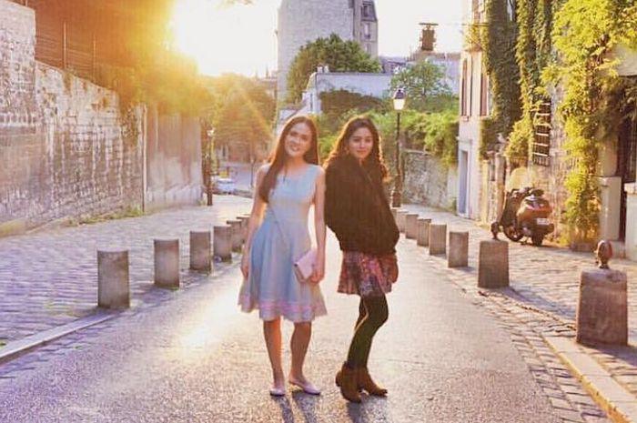 Shandy Aulia unggah foto kenangan bersama Saphira Indah di Instagram