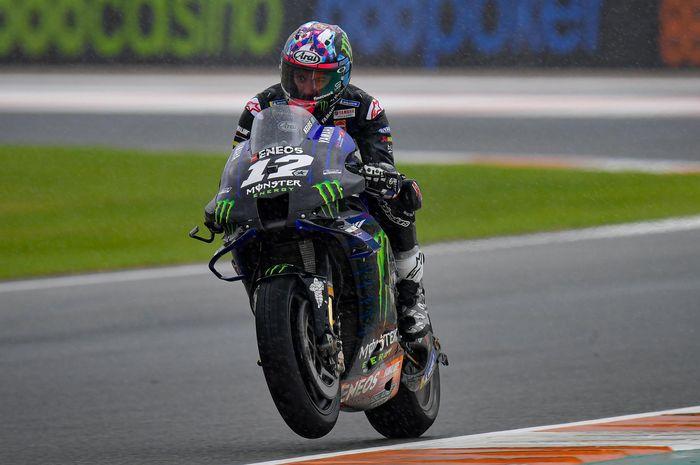 Maverick Vinales bakal tampil dari pit stop MotoGP Eropa 2020.