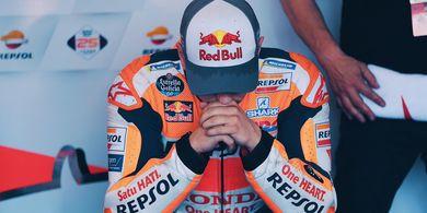 Tim Satelit Honda Ungkap Masalah yang Dialami Motor Lorenzo