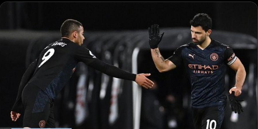 Hasil dan Klasemen Liga Inggris - Man City Jaga Jarak 17 Poin dari Man United, Tim Peringkat 15 Jadi Raja Merseyside