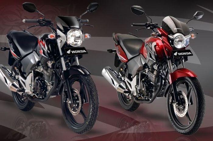 Honda Tiger generasi terakhir yang mengaspal di Indonesia