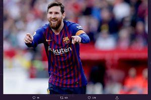 Lionel Messi Disebut Ingin Hengkang, Begini Tanggapan Pelatih Barcelona