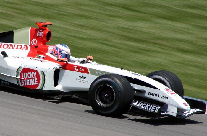 Tim BAR-Honda