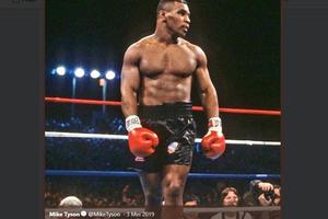 Bukan Muhammad Ali, Ini Lawan Idaman Mike Tyson yang Sulit Digapai