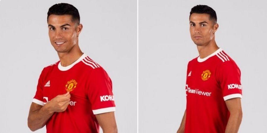 Legenda Arsenal Ejek Cristiano Ronaldo Cuma Dijadikan Pedagang Jersey di Man United