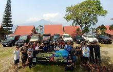 Ring Of Andalas X Country, Jelajah Sumatera Para Pecinta SUV