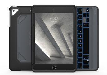 Zagg Luncurkan Keyboard Tahan Banting untuk iPad Mini 5